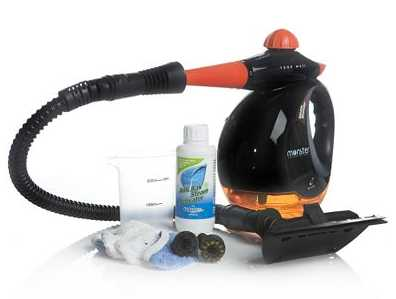 Monster 1200 Steam Cleaner (4) خرید بخار شوی مانستر استیم کلینر Monster Steam Cleaner