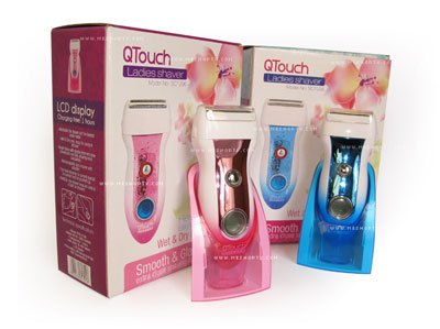 q touch ladies (4) کیو تاچ لیدی شیور بانوان QTouch Ladies Shaver زنانه